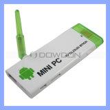Androider Steuerknüppel intelligenter HDMI des Fernsehapparat-Rk3066 androider HDMI Kasten-Fernsehapparat-Steuerknüppel (CE-038)