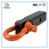 D Ring를 가진 어려운 리지 Hitch Receiver /Shackle Receiver
