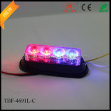 Red Blue Dual-Colored Police Car Surface Mount Lights