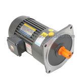 0.2kw schacht Dia. 22mm pasten AC van de Motor het Verticale Kleine Reductiemiddel van het Toestel van de Motor aan