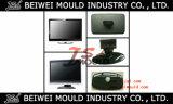 Moule en plastique adapté aux besoins du client de couverture de l'affichage à cristaux liquides TV de l'injection LED