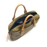 Портфель мешка плеча новой конструкции способа прибытия прованский реальный кожаный для дела