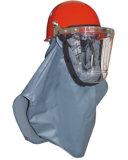 Apparatuur van de Veiligheid van de Systemen van het Ademhalingsapparaat van de Lucht van de helm en van de Kap de Schurende het vernietigen Geleverde