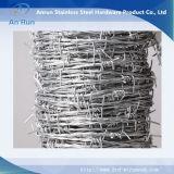 有刺鉄線/電流を通された有刺鉄線/PVCの有刺鉄線