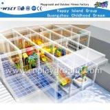 Trasparenza della sosta dell'acqua di vetro di fibra di alta qualità da vendere (HD-6201)
