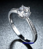 Heet verkoop de Ringen van het Messing van het Zirkoon van Juwelen (R0817)