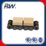 Correntes de rolo de transportador de borracha resistentes ao calor