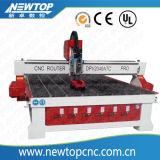 Portello di legno che fa CNC Router2040