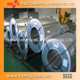 Z100 chaud/a laminé à froid chaud de matériau de construction plongé galvanisé ASTM ridé enduit/par couleur enduit PPGI couvrant le métal de tôle d'acier