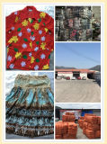 Toiles d'occasion, Vêtements usés pour les ventes pour le marché de l'Afrique