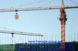 Кран башни Hongda с максимальной нагрузкой 5 тонн
