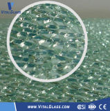 Geado/Crackled Ice/Ice Crash Laminated Glass para Decoration