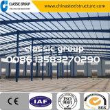 Alto fabricante del edificio de la estructura de acero del suelo de Qualtity cuatro