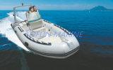 Barco inflável do PVC de Hypalon do reforço (RIB480C)