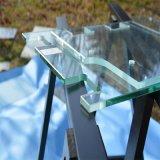 vidro de vidro ou Tempered recozido 8-12mm da porta do chuveiro do entalhe