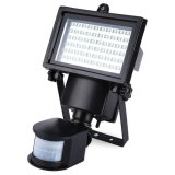 LED 태양 램프 방수 태양 빛 PIR 60 LEDs