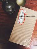 Boîte de empaquetage de Papier d'emballage de couleur d'Eco à biscuit ondulé de thé