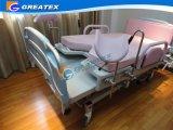 중국 공장 판매 Linak 모터 통제 Ldr 룸에 의하여 이용되는 병원 Gyn 침대