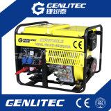 генератор 5kw Welder одиночной фазы 160A портативный тепловозный