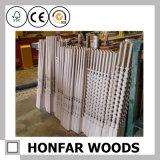 Escadaria de madeira do corrimão da escada do estilo chinês