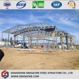 移動可能な倉庫のための軽い鋼鉄門脈フレーム