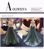 Vestido do baile de finalistas da noite do casamento do vestido de esfera