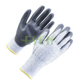 Nmsafety 13 Gauge  Glove  Латекс/нитрил Foam  Перчатки/Palm  Coated  Glove  с аттестацией Ce