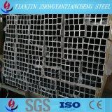 Verdrängtes Aluminiumrohr/Aluminiumtemperament T6 des rohr-6061 in der hohen Härte