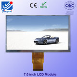 "7 "" TFT 색깔 접촉 스크린 LCD 눈에 보이는 현관의 벨 시스템"