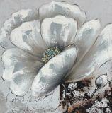 Qualitäts-handgemalte Blumen-Art für Hauptdekoration
