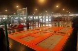 Het gebruikte BedrijvenTerrein van de Trampoline met Apparatuur van de Speelplaats van Kinderen de Binnen