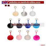 Pelliccia Keyholder di Keychain di promozione dei punti di promozione che fa pubblicità ai regali (G8023)