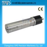 Высокоскоростной шпиндель Atc водяного охлаждения 1.5kw для маршрутизатора CNC