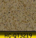 Слябы кварца Multi цвета нестандартной конструкции искусственние