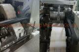 Tecido automático do bolso do lenço que faz a máquina