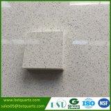 Lastra bianca della pietra del quarzo della scintilla di prezzi di fabbrica