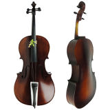 Violoncelo barato dos instrumentos musicais do preço 4/4 da alta qualidade