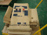 Cadena de producción de papel de piedra del bolso del cemento