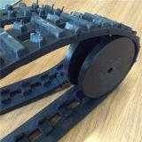 Gummispuren mit Rädern (85*59.4*24) für System /Undercarriages