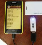 Leitor 13.56MHz da pena do USB de RFID