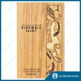 Rétro-Regarder le cadre en bois d'entreposage en bouteille de boisson alcoolisée (HJ-PWSY01)
