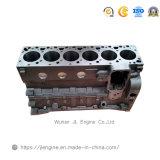 (重い構築のための4bt 6bt 6CT 6ltの島のisdeのisbe)エンジンのシリンダブロックのエンジン部分