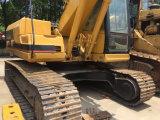 Esteira rolante hidráulica usada da lagarta 320b Máquina-Disponível/0.5~1.0cbm/20ton EUA-Exportado Pintura