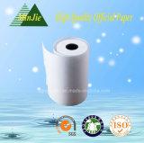Type de bonne qualité de papier thermosensible papier thermosensible d'OEM avec le prix usine