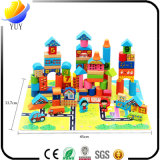Jouets en bois Jeux de circulation City Building Kids Blocks