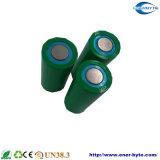 Célula de batería LiFePO4 18650 3.2V 1100mAh 30c