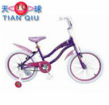 Fahrrad der Prinzessin-Style Girls Bicycle Baby