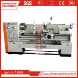 Máquina de aço do torno do CNC do metal