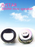 36 millimetri 4-8ohm 2-3W Mini Speaker Woofer Superpotenza
