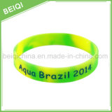 Promotionnel OEM Custom Cheap Custom Silicone Bracelet / Wristband